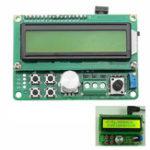 Оригинал 0-50 кГц 1W DDS Функциональный частотный измерительный модуль генератора сигналов с произвольной произвольной формой сигнала