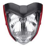 Оригинал мотоцикл Фара головного света Светильник светлый Красный для Yamaha FZ16 YS150 FZER150