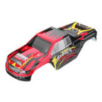 Оригинал Wltoys L313 1/10 Red & Black Rc Авто Корпус корпуса №L313-03