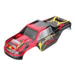 Оригинал Wltoys L313 1/10 Red & Black Rc Авто Корпус корпуса №L313-03