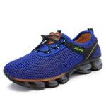Оригинал МужчиныComfyBreathableмешНаоткрытом воздухе Пешеходные атлетические туфли