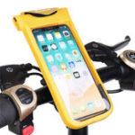 Оригинал Универсальный Водонепроницаемы Экран Сенсорный Складной велосипед Ручка для телефона Телефон Сумка для сотового телефона iPhone