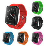 Оригинал  1,3-дюймовый LCD Водонепроницаемы Спортивный браслет с Fitbit Tracker с Сердце Rate Blood Presure Smart Wristban