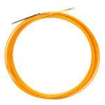 Оригинал 10M / 20M / 30M 3-миллиметровый стекловолоконный кабель Puller Fish Tape Reel Conduit Ducting Rodder Pulling Puller