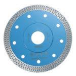 Оригинал 115 мм фарфоровая плитка Turbo тонкая алмазная сухая режущая дисковая пила диск шлифовального круга
