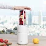 Оригинал XiaomiMijiaPinloЭлектрическиепортативныесоковыжималки Vegetables Blender Maker Сок экстракторы Baby Food Milkshake