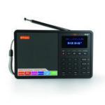 Оригинал GTMedia D1 DAB Plus FM Bluetooth 4.0 Stero Радио Приемник со встроенной поддержкой динамиков Часы