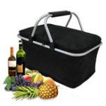 Оригинал Xmund XD-LG1 30L Складной пикник Обеденный мешок Кемпинг Изолированная сумка Кулер Хэмпер Хранение корзины Сумка Box