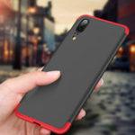 Оригинал Bakeey™3in1Double Dip 360 ° Full Hard ПК Cover Защитный Чехол Для HuaweiP20
