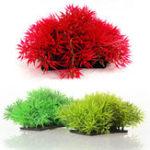 Оригинал Искусственная трава Аквариумный декор Орнамент для сорняков Растение Украшения и украшения для рыбных танков