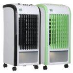 Оригинал 220В 60 Вт Кондиционер испарительный кондиционер воздуха вентилятор с увлажнителем Воздухоочиститель