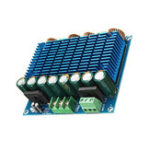 Оригинал XH-M252 TDA8954TH Dual Chip D Digital Усилитель Board Audio Усилитель Board 420W * 2