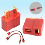 Оригинал Excellway® DC 012 20шт T Plug Разъемы для мужчин и женщин Deans Style для RC LiPo Батарея