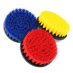 Оригинал 5 Inch Multipurpose Drill Powered Scrub Brush for Shower Tub Tile Cleaning