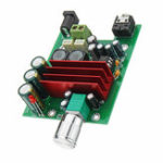 Оригинал TPA3116D2 DC 8V до 25V 100W Single / Dual Channnel Digital Усилитель Board Subwoofer Усилитель Board