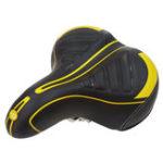 Оригинал BIKIGHT Ударно-поглощающая версия Дорога MTB Горный велосипед Седло Весеннее сиденье Soft Гель Мягкая подушка