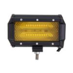 Оригинал 1шт5Inch72W1300LMLEDАвто Work Light Flood Spot Combo Fog Лампа для внедорожника Jeep Offroad Лодка Янтарный