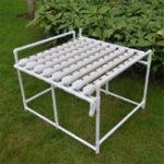 Оригинал Hydroponic Site Grow Набор 72 Сайты Растение Deep Water Сад System Vegetable Инструмент Растениеing Grow Коробка