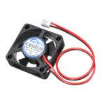 Оригинал 5Pcs 3010s 30 * 30 * 10mm 12V 2Pin DC Cooler Маленький охлаждающий вентилятор для 3D-принтера