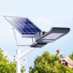 Оригинал 30W Водонепроницаемы 30 LED Солнечная Свет с длинным светящим стержнем / Дистанционное Управление Уличный свет для На открытом воздухе