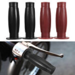 Оригинал 7 / 8inch 22 мм Резиновая ручка для ручного захвата для мотоцикл Bike Cafe Racer