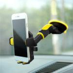 Оригинал Универсальная мощная присоска Long Arm Авто Держатель приборной панели для сотового телефона Xiaomi