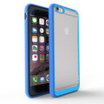 Оригинал BakeeyПрозрачныйпрозрачныйгибридныйцветЗащитный Чехол для iPhone 6/6s Анти Отпечаток пальца Анти Knock