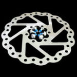 Оригинал RAMBOMILМ-17140MMВелосипедныйвелосипедМеханический Тормозной диск Электрический велосипедный скутер MTB Тормозной диск
