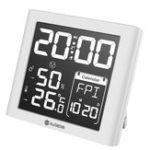 Оригинал AUGIENBОтрицательныйДисплейЦифровойсигналтревоги Часы Метеорологическая станция с внутренней влажностью / температурой