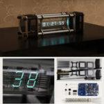 Оригинал Unsembled IV-18 Fluorescent Трубка Часы Набор DIY 6 Digital Дисплей Energy Pillar С Дистанционное Управление