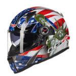 Оригинал мотоцикл Полный шлем лица с внутренним щитом Солнца На открытом воздухе Гонки Мотокросс