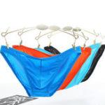Оригинал Сексуальный Прозрачный шельф льда Soft Прохладный Comfy Breathable Briefs