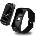 Оригинал B7 Обсуждение Стандарты Сердце Тариф Монитор Шагомер Телефонный звонок Bluetooth Интеллектуальные часы для iPhone X 8 / 8Plus Sams