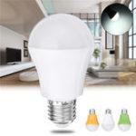 Оригинал E27 4W 2835 SMD Белый Интеллектуальный контроль голосовой подсветки LED Лампа Лампа для House Hallway AC220V