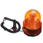 Оригинал Магнитное крепление 12V 40 LED Flash Сигнальная лампа сигнального маяка для Авто Трактор для грузовиков Van мотоцикл