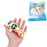 Оригинал Cool Ball Squishy Шарм 12 * 6.5CM Медленный рост с подарком коллекции упаковки Soft Toy