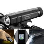 Оригинал JETBeamBR10GTОбновлениеBikelight1100LMBlack SST40 N4 BC LED USB аккумуляторная батарея фонарик с 2400mAh 18650 Батарея