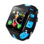 Оригинал Bakeey 1.5inch Сенсорный экран Дети Дети GPS LBS Расположение Call камера Водонепроницаемы Smart Watch Phone
