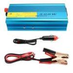 Оригинал DC 12V к AC 240V 500W Преобразователь мощности USB Чистый синусоидальный преобразователь
