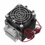 Оригинал Портативный 12V 15A Электронное охлаждающее оборудование Модуль охлаждения малого кондиционера
