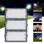 Оригинал 150W 150 LED Flood Light IP65 Водонепроницаемы На открытом воздухе Супер яркий свет безопасности AC180-265V