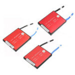 Оригинал 16S 48V BMS 25A 35A 45A С балансом Батарея Power Protection Board Water Proof