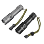 Оригинал XANES183-T6XML-T61000Lumens3ModesПортативная яркость Tactical Zoomable LED Фонарь