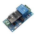 Оригинал Обновление 12V ESP8266 WiFi Relay IoT Smart Home Phone APP Дистанционное Управление Switch