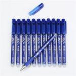 Оригинал Kicute 12Pcs / Set 0.5mm Волшебный Erasable Гель Ручка Может стирать ноутбук для написания канцелярских принадлежностей
