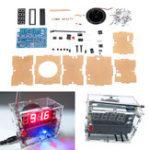 Оригинал TEA5767 DC 4.5V-5.5V DIY Mini Digital FM Радио 87MHZ-108MHZ 2W 8ohm Speaker Electronics Набор