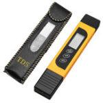 Оригинал 3 В 1 цифровом TDS EC Тестер качества воды Meter Чистый измеритель TEMP PPM Test Filter Ручка Тестирование Инструмент