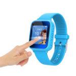 Оригинал Bakeey1.44inchСенсорныйэкранДетиДетские часы GPS РасположениеLBS Tracker GSM Шагомер Smart Watch