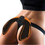 Оригинал МышцыдлямышечноймассыМышцыдля подъема тела для снятия макияжа Body Boost Muscle Stimulator Hip Фитнес