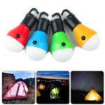 Оригинал XANES52883LEDs100Lumens3ModesСветодиодная лампа Red / Blue / Green / Yellow Висячая палатка Лампа Ночной фонарь Портативный фонарик